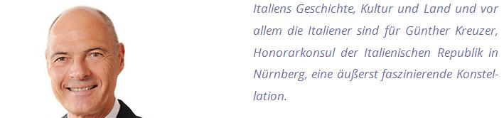 """""""Bella Italia"""" sagt alles!"""